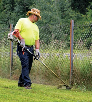 Landscape Maintenance Keystone Blind Association