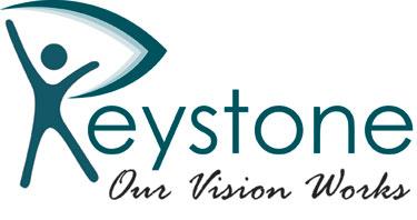 Keystone Blind Association Logo